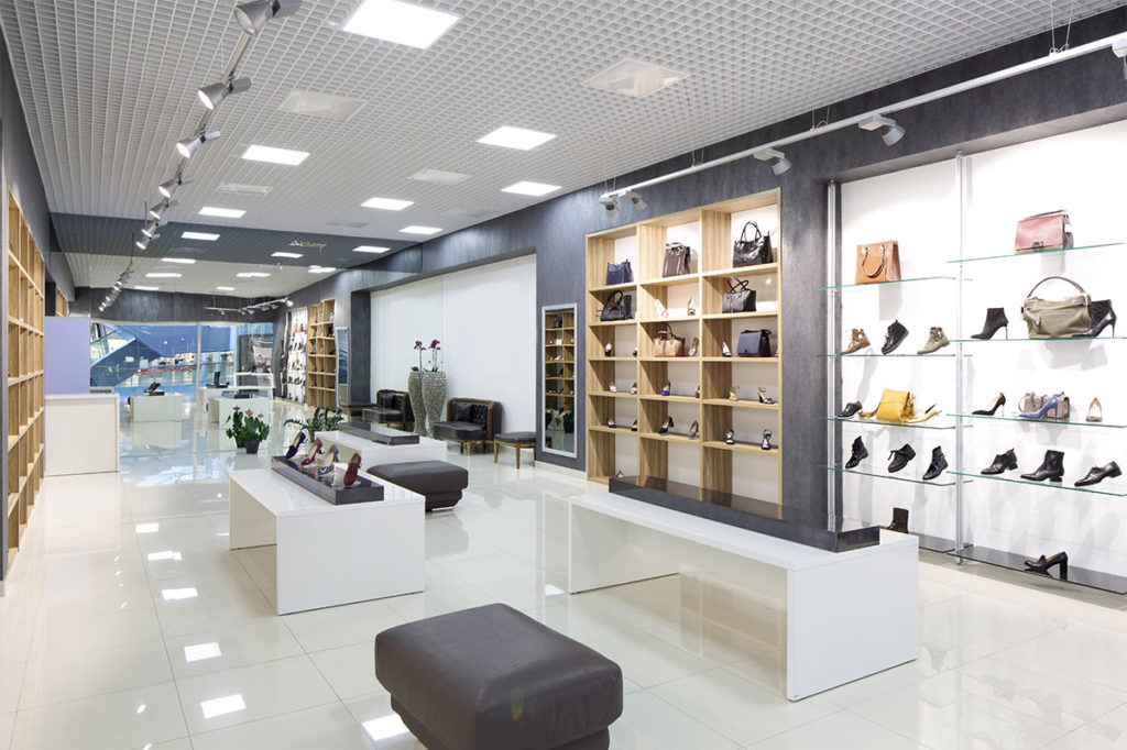 Ladendesign, Ladenausbau & Ladeneinrichtung